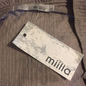 Miilla Clothing Tops - Miilla Urban Outfitters top